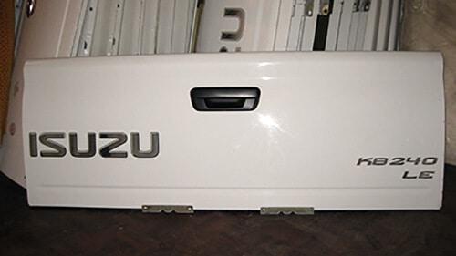 Isuzu Double Cab Tailgates 2006/2012-2