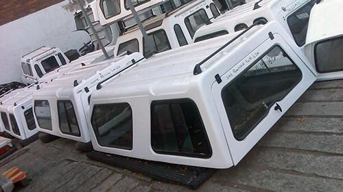 Toyota Hilux New 2015 Long Wheel Base Canopy Trans Natal