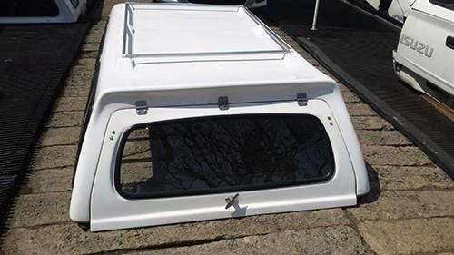 Toyota Hilux LWB 2006-2015 Low Line Canopy