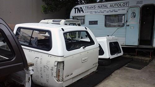 2008/2011 - Ford Ranger - Mazda Double Cab - Half Door Canopy-7