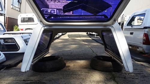 Ford 2005/2012 Bantam Rocam Half Door Canopy Second Hand