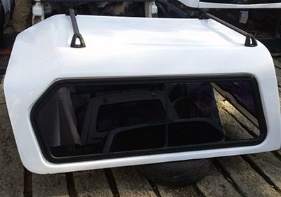 Ford 2005/2012 Bantam Rocam Half Door Canopy Second Hand