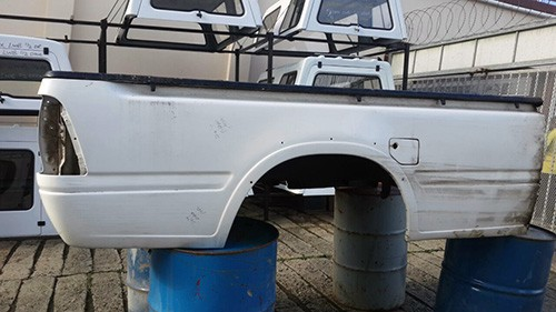 Isuzu 1998 2004 Long Wheel Base Loading Bin