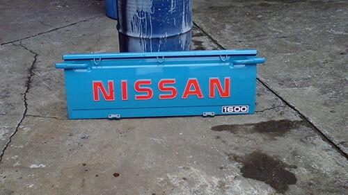 Nissan 1 Tonner Tailgates 1991-2016 - 11