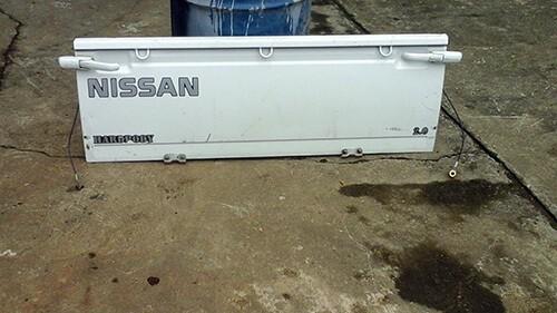 Nissan 1 Tonner Tailgates 1991-2016 - 1