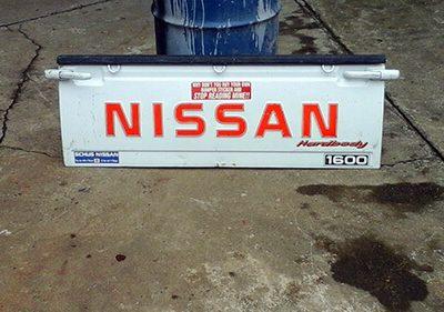 Nissan 1 Tonner Tailgates 1991-2016 - 8