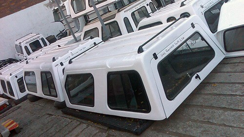 Toyota Hilux New 2015 Long Wheel Base Canopy-1