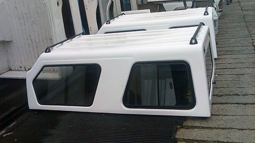 Toyota Hilux New 2015 Long Wheel Base Canopy-1