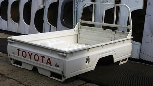 Toyota Land Cruiser Bin