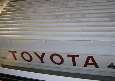 Toyota Land Cruiser tailgates - 1995-2013-1