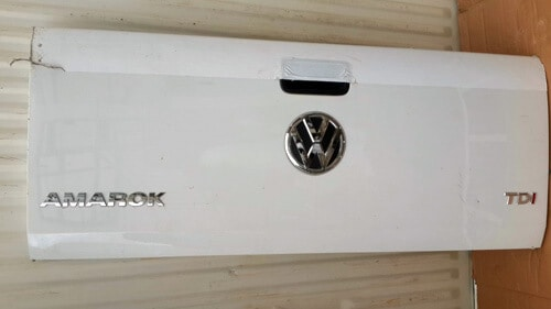 VW Amarok Tailgate - Brand New - Complete-1