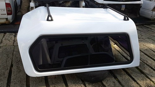Ford 2005-2012 Bantam Rocam Half Door Canopy Second Hand 3