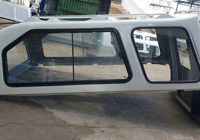 ISUZU 2015 2019 LWB FULL DOOR CANOPY
