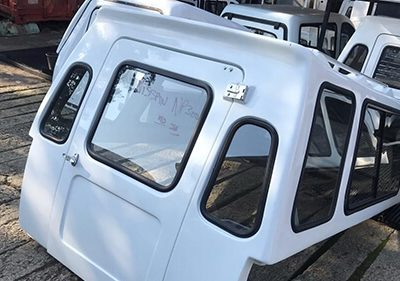 Nissan Np300 LWB Full Door Sa Canopy (NEW)