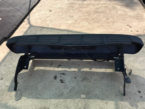 Ranger 2018 T6 Rear Bumper And Tow Bar (New Original)