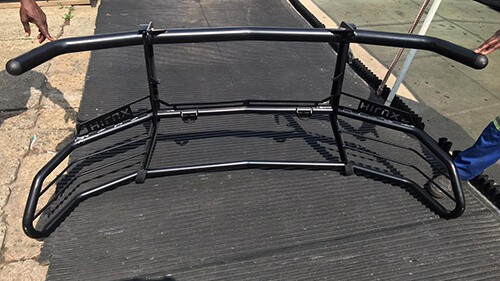 Toyota 2019 Hilux Bull Bars (New)
